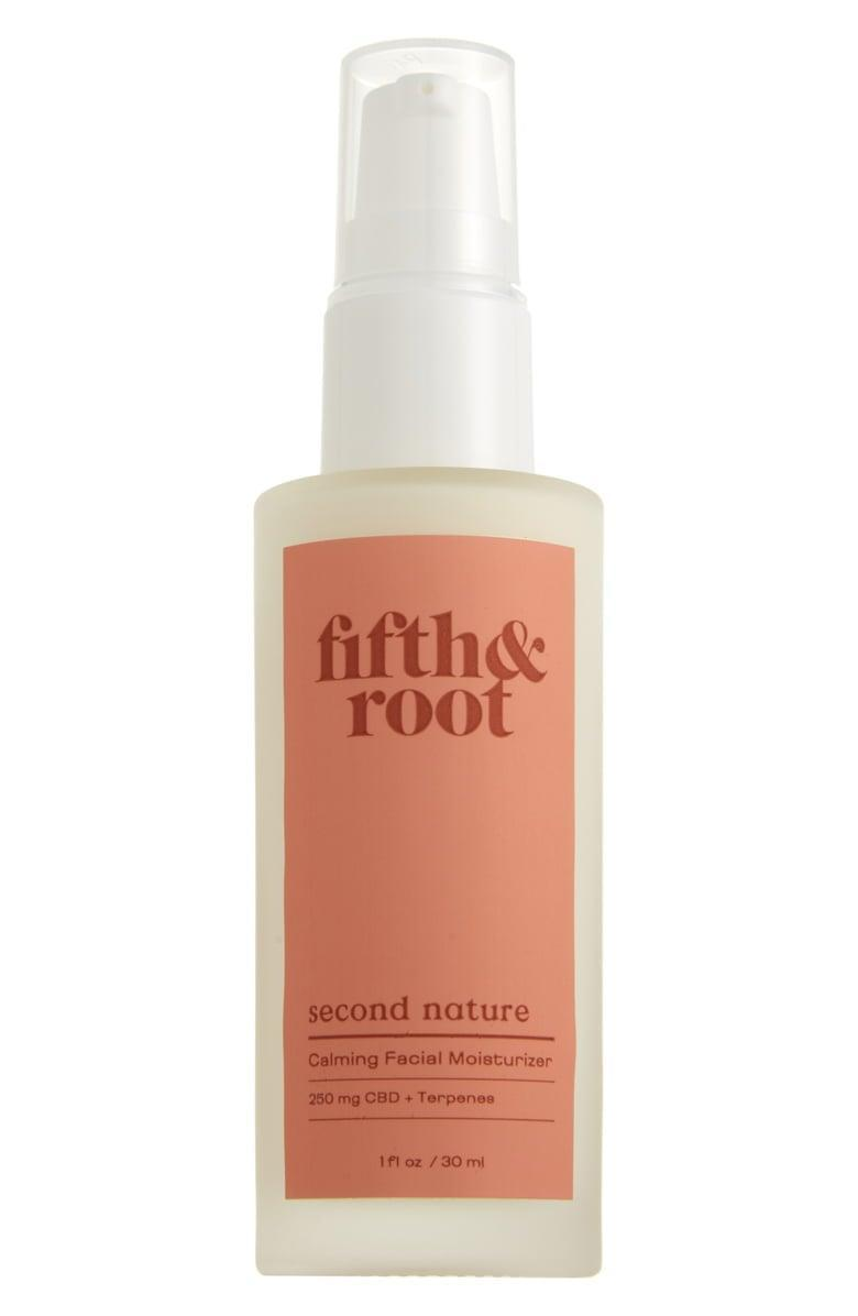 <p>The <span>Fifth and Root Second Nature CBD Calming Facial Moisturizer</span> ($48) has plant peptides, CDB, and adaptogens, which makes it perfect for all skin types.</p>