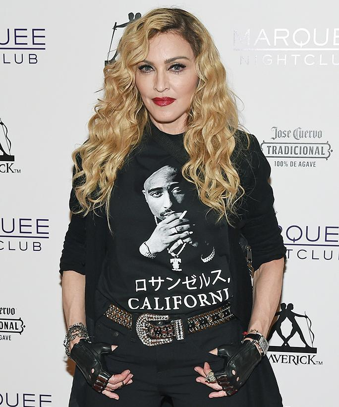 Madonna Rings In Son Rocco's 16th Birthday With A Series