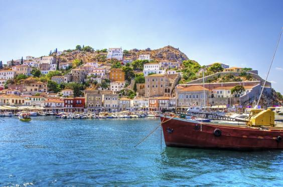 Take things easy in Hydra (Getty/iStock)