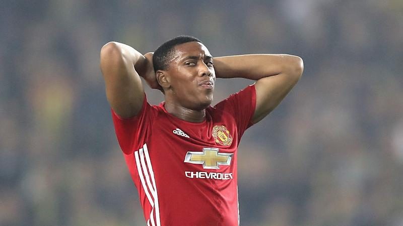 Mourinho permits Anthony Martial to join Juventus