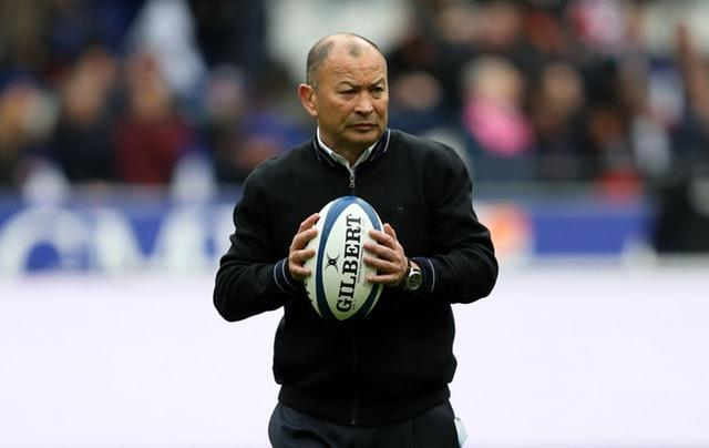 England reached last year's World Cup final under head coach Eddie Jones