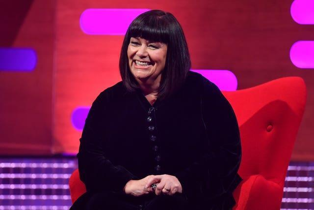 Dawn French is on the longlist