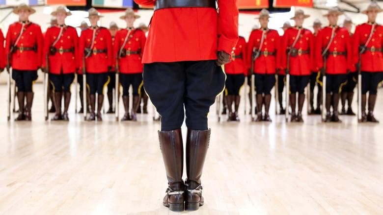 'It's about time': Mountie says attention to mental health overdue