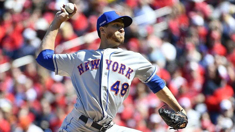 Jacob deGrom 2019 Opening Day