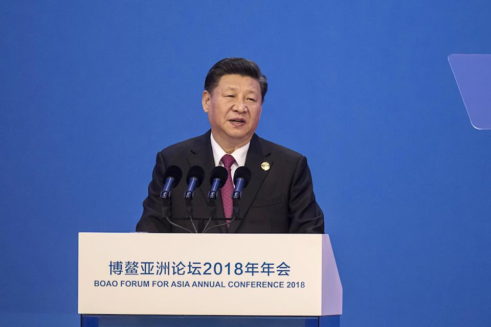 China's President Xi Jinping speaks at Boao Forum for Asia, committing to open China for foreign investors. (Fortune)