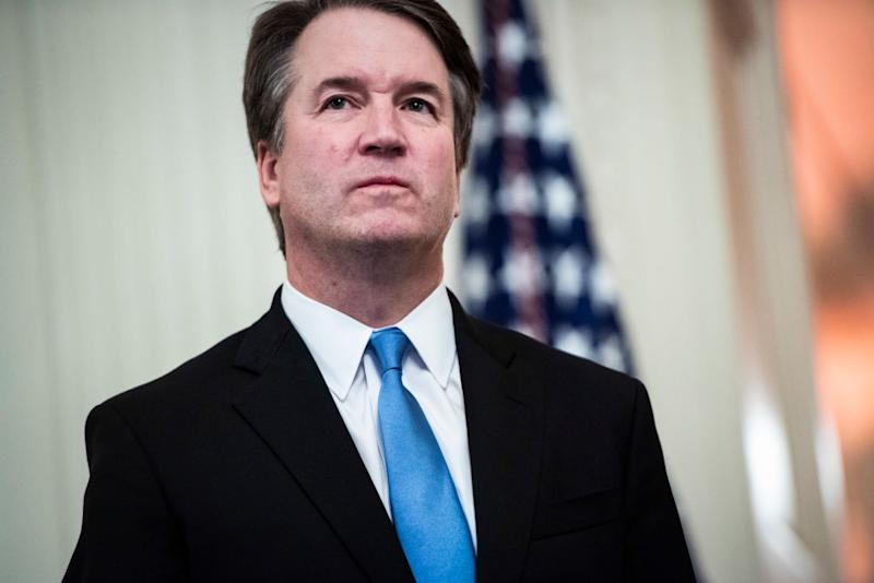 Associate Justice Brett Kavanaugh (Photo by Jabin Botsford/The Washington Post via Getty Images)