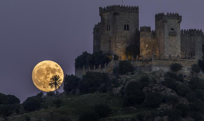 The only supermoon this year is coming up on Sunday