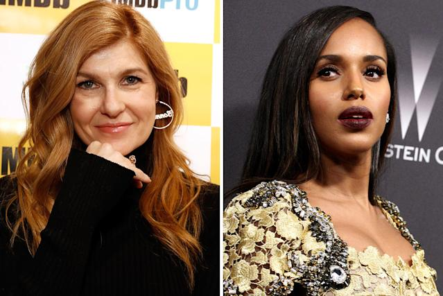 Connie Britton/ Kerry Washington