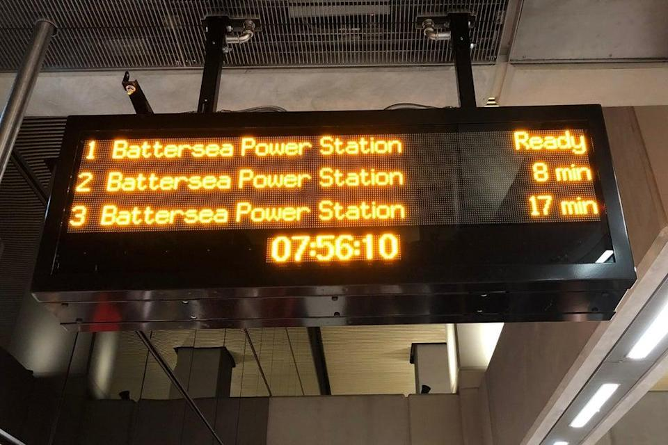 Power to the people: Battersea Power Station joins the Tube (Ross Lydall)