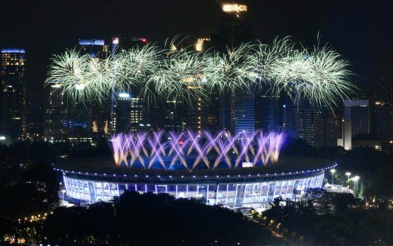 Indonesia unveiled plans to bid for the 2032 Olympics