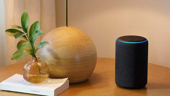 The Echo Plus (2nd Gen) is more than a smart speaker—it's a hub.