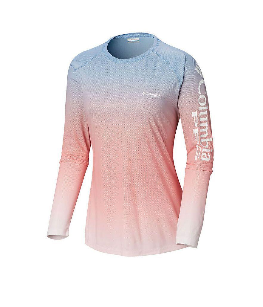 Columbia UPF 50 PFG Tidal Deflector Long Sleeve Shirt (Photo: Columbia)