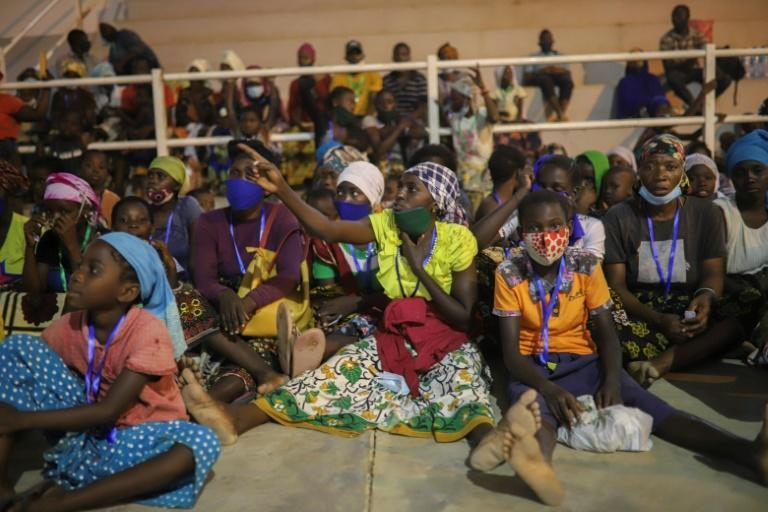 Mozambique faces a bloody Islamic insurrection in the north that has displaced tens of thousands