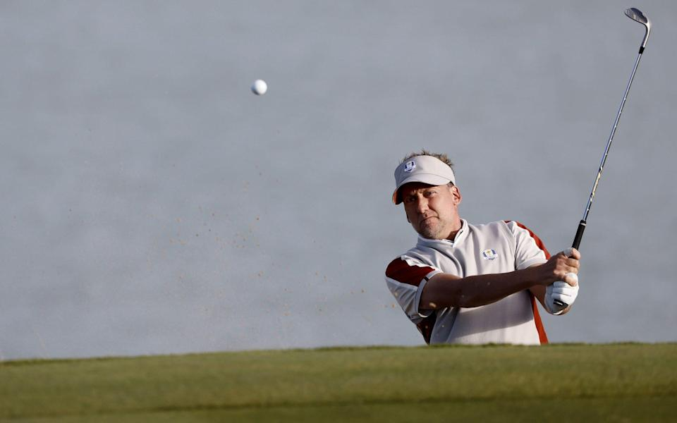 'Postman' Poulter will need to deliver on the final day - Shutterstock