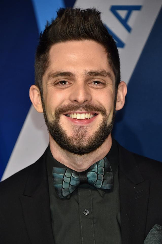 30+ Pictures of Thomas Rhett That Will Have You Thankful For What God Gave Him