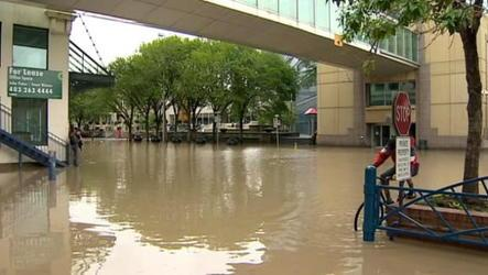 Government of Alberta spokesperson David Sands explains how the province is co-ordinating its response to the Alberta floods