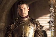 """<p>Just how far has Jaime fallen from his glorious """"Kingslayer"""" days? He's now lost a hand, a lover, a father, a son, and a daughter. The latter tragedy certainly isn't going to re-endear him to Cersei, who is clearly just not that into her brother anymore. Heck, the only person he can trust to watch his back is the sellsword Bronn, and that guy is more than happy to move on when the money runs out.</p><p><i>(Credit: Helen Sloa/HBO)</i></p>"""