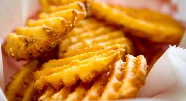 Leon releases waffle fries and vegan sauces in supermarkets. (Getty Images)
