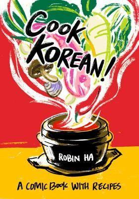 """<p><strong>Robin Ha</strong></p><p>bookshop.org</p><p><strong>$19.32</strong></p><p><a href=""""https://go.redirectingat.com?id=74968X1596630&url=https%3A%2F%2Fbookshop.org%2Fbooks%2Fcook-korean-a-comic-book-with-recipes-a-cookbook%2F9781607748878&sref=https%3A%2F%2Fwww.delish.com%2Fkitchen-tools%2Fcookbooks%2Fg33444190%2Fbest-korean-cookbooks%2F"""" rel=""""nofollow noopener"""" target=""""_blank"""" data-ylk=""""slk:BUY NOW"""" class=""""link rapid-noclick-resp"""">BUY NOW</a></p><p>Chefs of all ages will be able to follow along with the recipes features in Robin Ha's """"comic book cookbook."""" The ingredients and cooking steps are laid out in colorful, whimsical illustrations. Among the traditional (and some not-so-traditional) recipes, you'll be treated to anecdotes and cultural insights from Ha.</p>"""