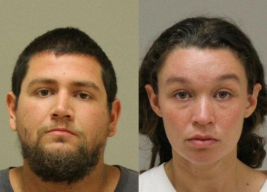 Seth Welch and his wife, Tatiana Fusari, remain in jail without bond. (Kent County Sheriff's Office)