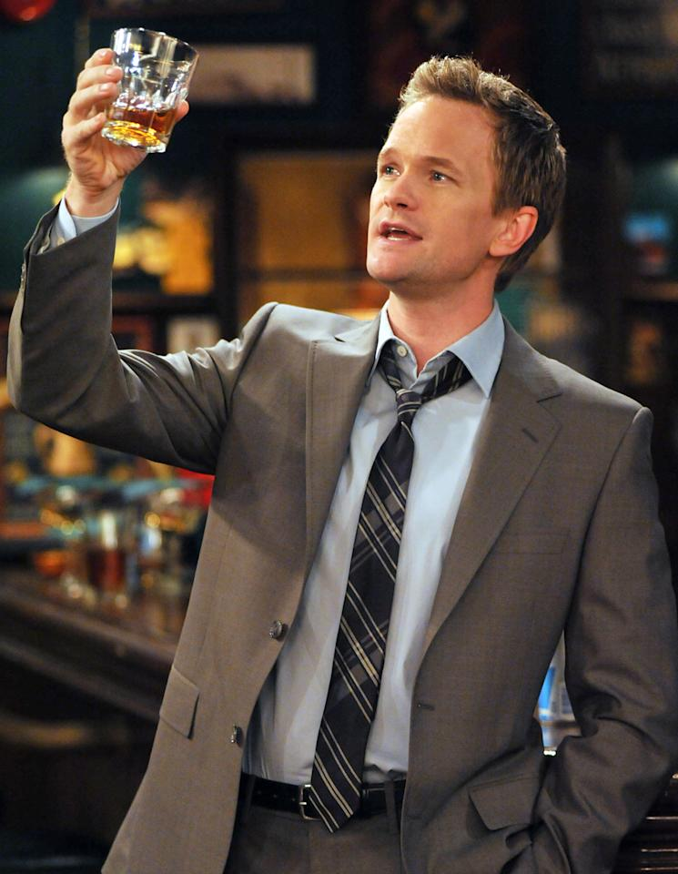 """<b>Neil Patrick Harris</b> as Barney Stinson, """"How I Met Your Mother"""" (2005-present)<br><br>Outstanding Supporting Actor in a Comedy Series<br><br>0 wins, 4 consecutive nominations (2006-2010)"""