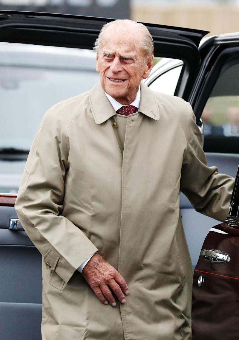 Prince Philip hasn't been able to forgive his former daughter-in-law for