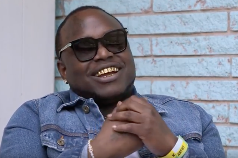 Peewee Longway Speaks on Trap Music and Performs in the Pigeons & Planes Yard at SXSW