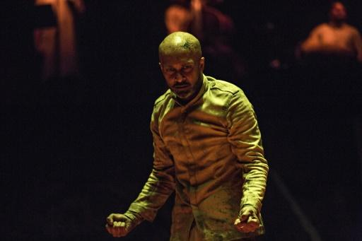 "Contemporary dance star Akram Khan performs in ""Xenos"", which will be his final solo performance"