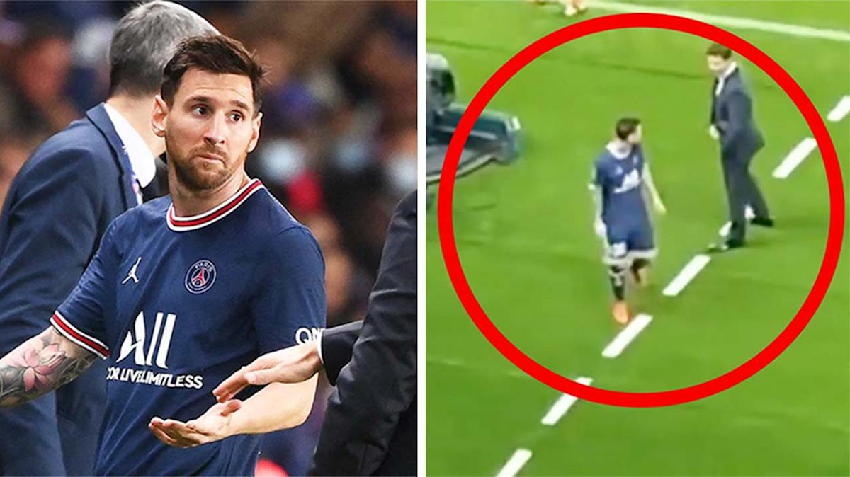 'Abysmal': Lionel Messi in awkward act in PSG home debut