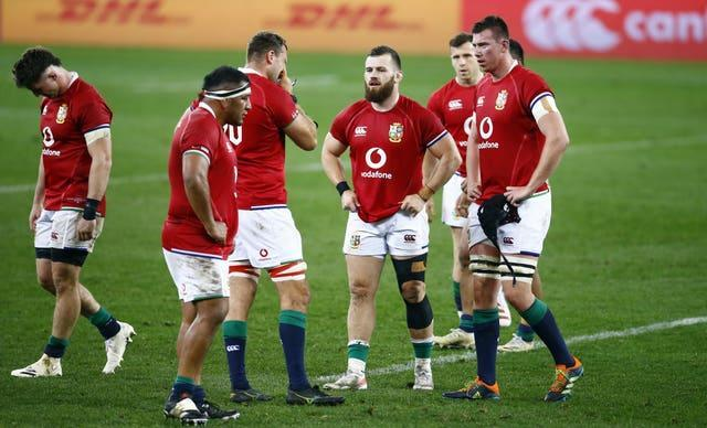 The Lions were defeated by a strong South Africa 'A' on Wednesday