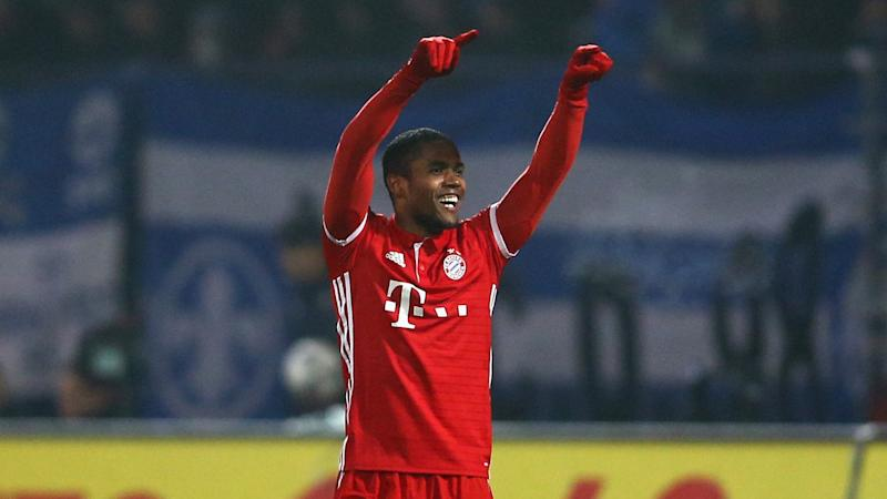 Bayern Munich, Douglas Costa pourrait rater le Real Madrid
