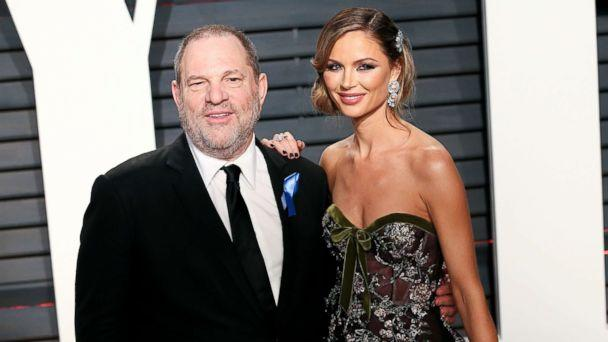 PHOTO: Harvey Weinstein and Georgina Chapman attend the 2017 Vanity Fair Oscar Party, Feb. 26, 2017, in Beverly Hills, Calif. (David Livingston/Getty Images)