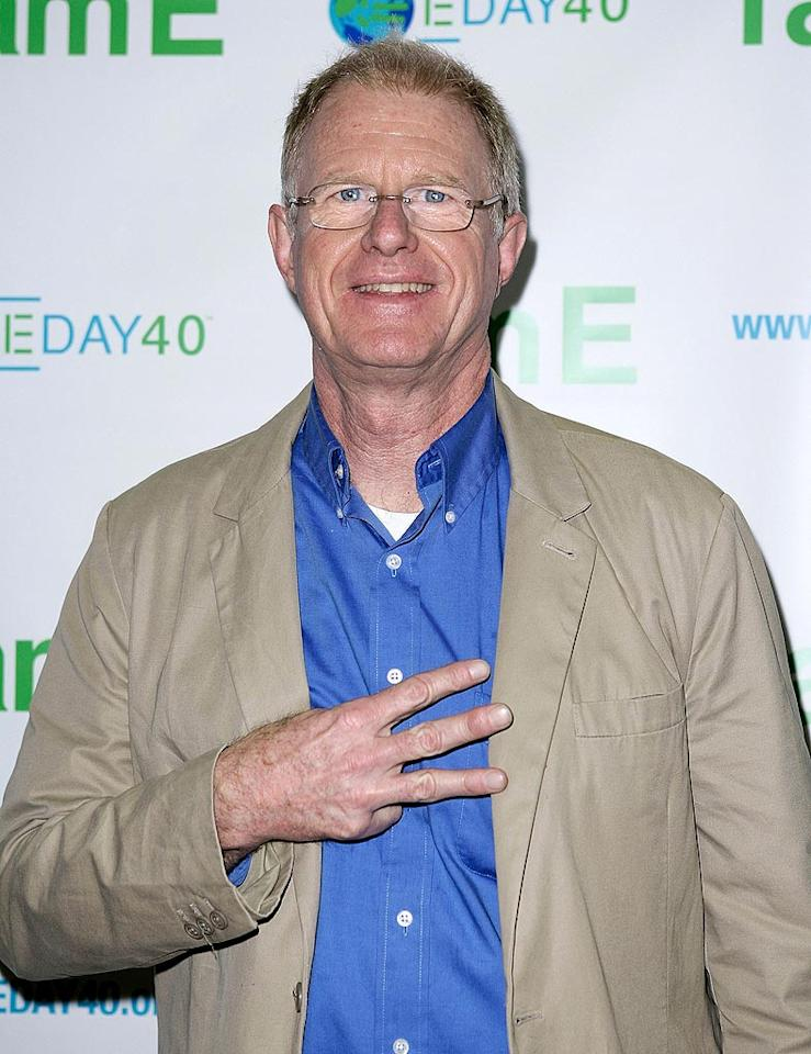 "Actor Ed Begley Jr. might not be one of the ""Sexiest Men Alive"" like Matt, but he's every bit as committed to the cause. The ""Pineapple Express"" star lives in a solar-powered home and even sells his own <a href=""http://www.begleysbest.com/"">natural household cleanser</a>. Dario Cantatore/<a href=""http://www.gettyimages.com/"" target=""new"">GettyImages.com</a> - March 20, 2010"