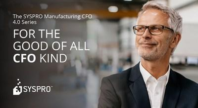 SYSPRO 2020 Manufacturing CFO 4.0 Survey Report