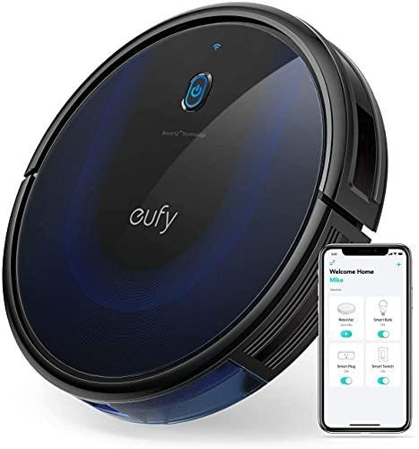 eufy BoostIQ RoboVac 15C MAX, Wi-Fi Connected, Super-Thin, 2000Pa Suction, Quiet, Self-Charging…