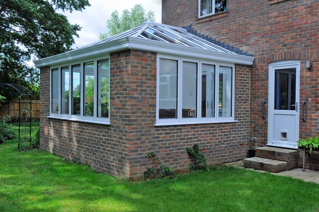 A romsey home 39 s sparkling extension for Garden rooms finance