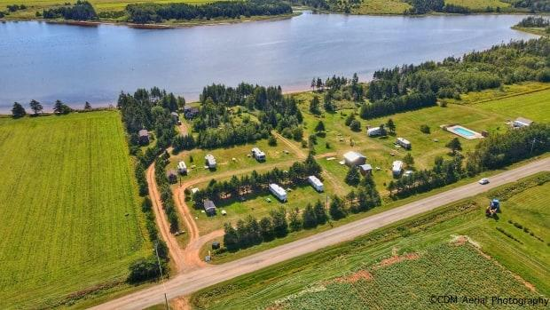 All Points East Campground in Souris is getting more reservations from Island residents this year.