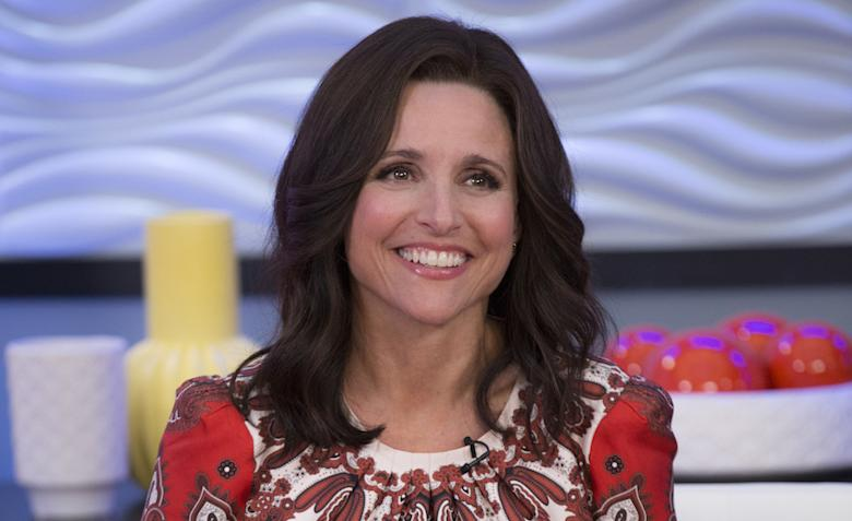 Veep Season 6 Julia Louis-Dreyfus Episode 1