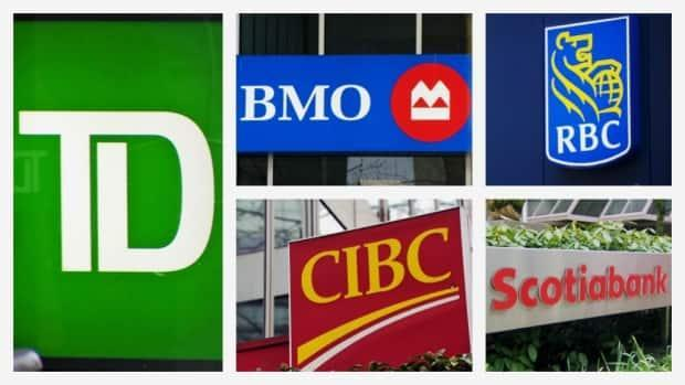 With profits on the rise at Canada's major five banks, some customers are questioning why their bank fees have still been increasing. (Dillon Hodgin/CBC - image credit)