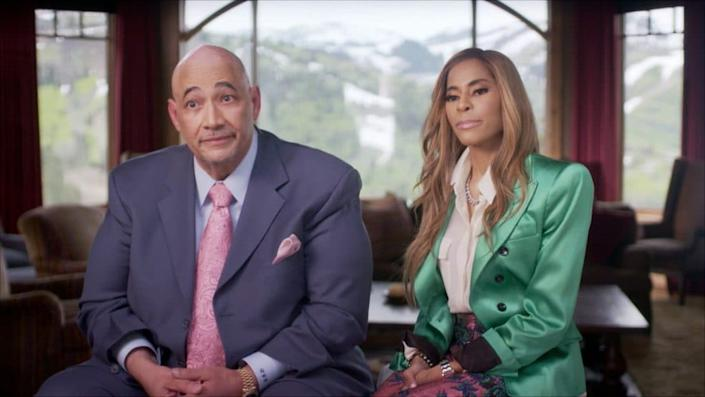 Mary Cosby Robert Cosby Sr.