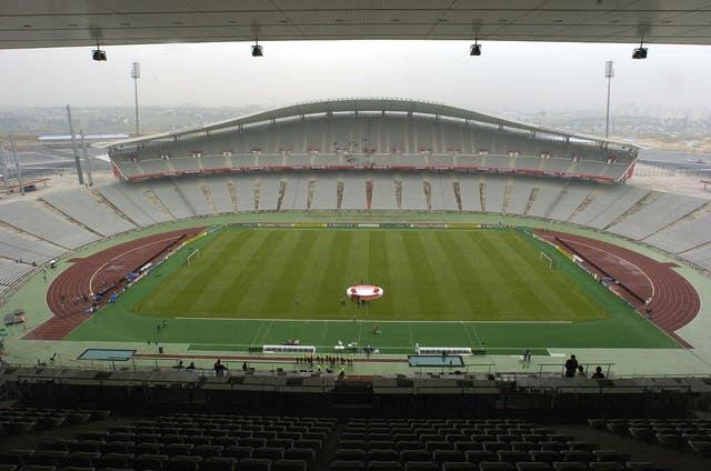 The Ataturk Stadium had been due to stage the final