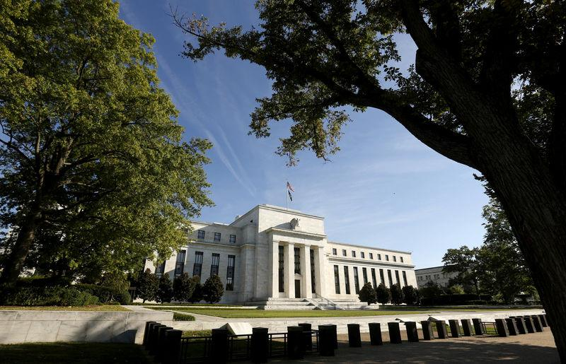 FILE PHOTO: FILE PHOTO: The Federal Reserve building in Washington