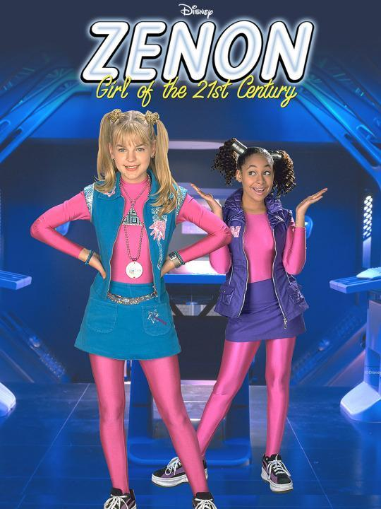 <p>Raven-Symone plays the best friend of Zenon, girl of the 21st century, and the two of them get into hijinks on their space station. By hijinks I mean, of course, rooting out governmental corruption at the highest levels. They are basically space station truthers, if you can handle that. <i>(Credit: Disney Channel)</i> </p>