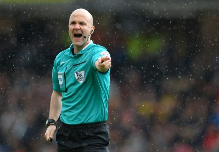 The fact that Referee Anthony Taylor is based in Manchester has led to complaints about the official's objectivity ahead of Manchester United's clash with Liverpool at Anfield