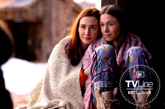 Wynonna Earp WayHaught Photos