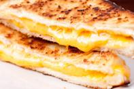 """<p>With <a href=""""https://www.thedailymeal.com/grilled-cheese-recipes?referrer=yahoo&category=beauty_food&include_utm=1&utm_medium=referral&utm_source=yahoo&utm_campaign=feed"""" rel=""""nofollow noopener"""" target=""""_blank"""" data-ylk=""""slk:all the grilled cheese recipes that exist"""" class=""""link rapid-noclick-resp"""">all the grilled cheese recipes that exist</a>, it's hard to pick just one — so why not make a couple? Have the kids prep the sandwiches with their favorite cheeses before you finish them on the skillet.</p> <p><a href=""""https://www.thedailymeal.com/best-recipes/classic-grilled-cheese?referrer=yahoo&category=beauty_food&include_utm=1&utm_medium=referral&utm_source=yahoo&utm_campaign=feed"""" rel=""""nofollow noopener"""" target=""""_blank"""" data-ylk=""""slk:For the Classic Grilled Cheese recipe, click here."""" class=""""link rapid-noclick-resp"""">For the Classic Grilled Cheese recipe, click here.</a></p>"""