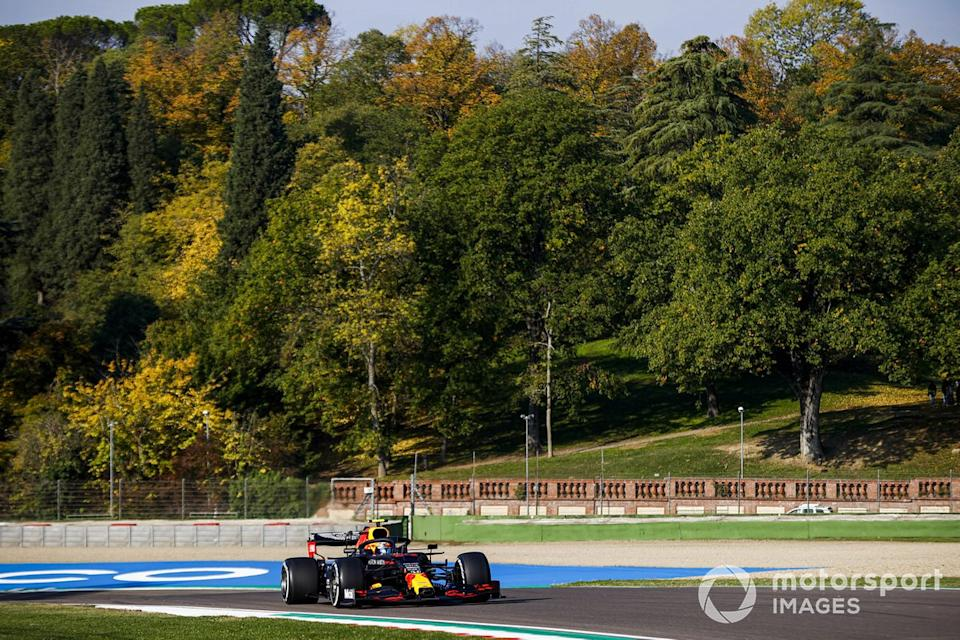 "Alex Albon, Red Bull Racing RB16<span class=""copyright"">Andy Hone / Motorsport Images</span>"