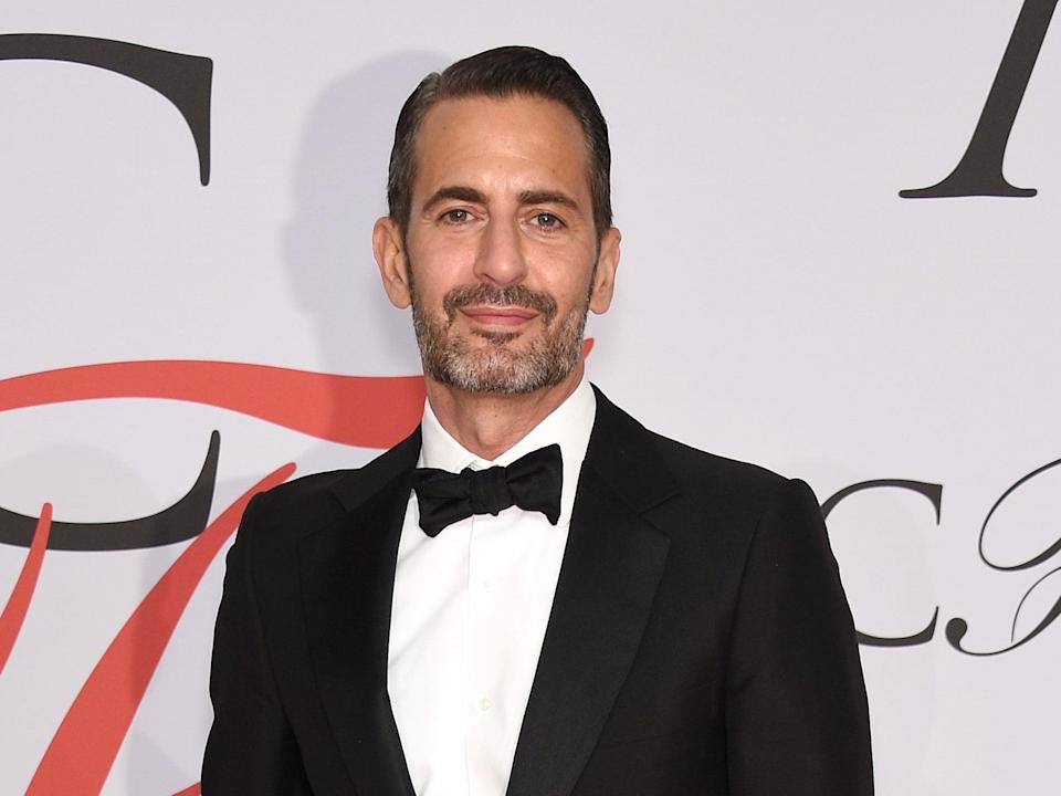 Marc Jacobs at the 2015 CFDA Fashion Awards (Getty Images)