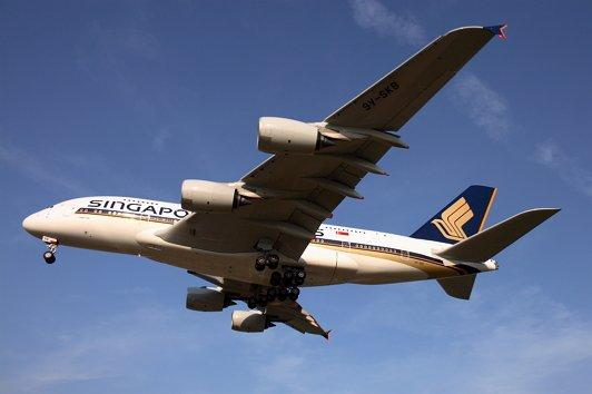 World's 10 safest airlines excludes Singapore Airlines