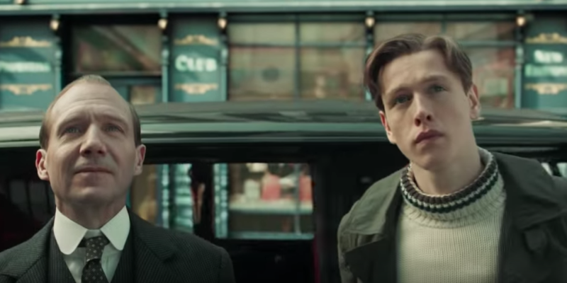 Ralph Fiennes Stars in 'Kingsman' Prequel 'The King's Man' Trailer